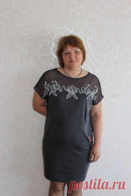Людмила Сапоцкая (Лоскутова)