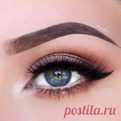 20 идей для макияжа глаз: стоит взять на вооружение! - Образованная Сова