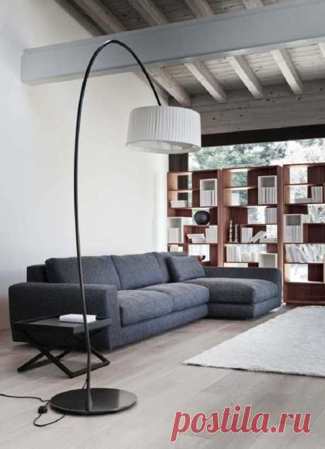 Идеи для оформления гостиной в квартире   Роскошь и уют