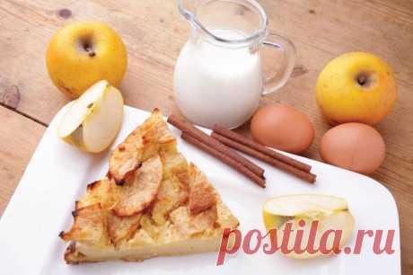 Клафути с яблоками: рецепт французского десерта из Окситании Многие россияне, впервые пробуя клафути, искренне недоумевают: «Почему десерт