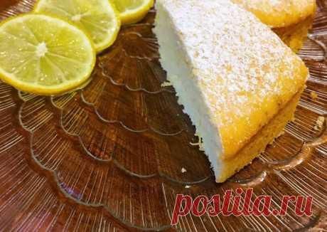 (10) Простой лимонный пирог - пошаговый рецепт с фото. Автор рецепта Людмила Капранова . - Cookpad
