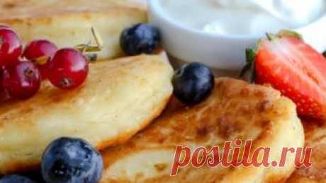 Сырники из творога: News-glance