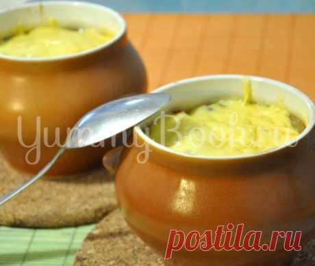 Французский луковый суп - пошаговый рецепт с фото