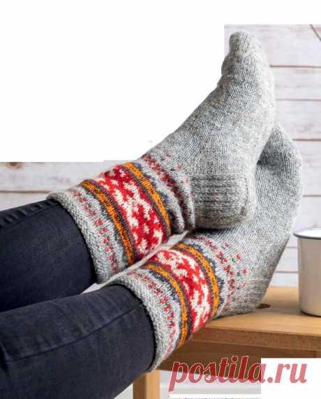 Держи ноги в тепле!