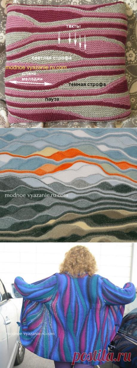 Что такое swing-knitting и как вязать в этой технике - Klubok - Modnoe Vyazanie.ru.com