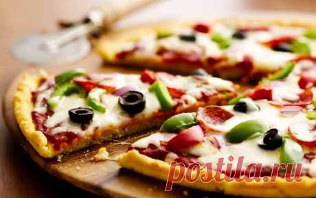 Тесто для пиццы. 11 видов теста для пиццы и рецепты   ТестоВед