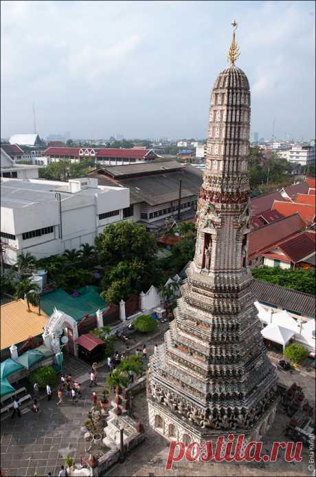 Экскурсия в Храм Утренней зари в Бангкоке