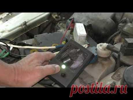 Как найти короткое замыкание в проводке автомобиля. Методика АВТО электрика Валерия Чкалова.