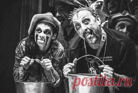 3 казуса во время спектакля, когда было невозможно сдержать смех | Записки актёра | Яндекс Дзен