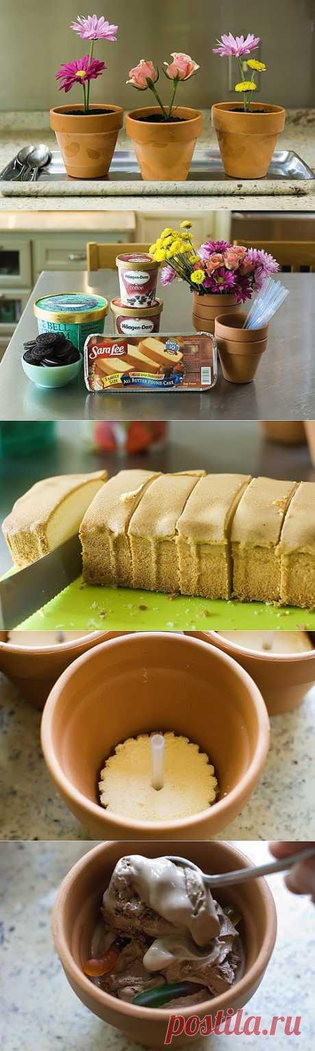 Порази своих друзей оригинальным десертом   Хитрости жизни