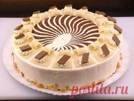 Торт Сметанник - простой пошаговый рецепт - Дом Десертов