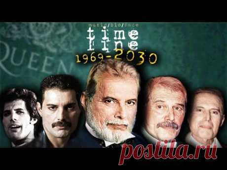 FREDDIE MERCURY UNTIL 2030   Special Timeline