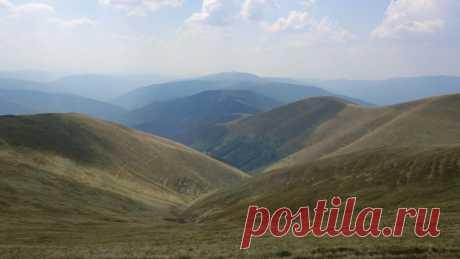 В горах и мыслится по-другому! Заекарпатье.