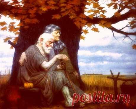 «Кума»  На днях меня посетила нежданная гостья: — Пора! – сказала она. – Одного из вас — или тебя, или твою жену — я должна забрать с собой. Выбор за тобой. — Послушай, «кума», — ответил я. — Какой муж не отдал бы жизнь за жену? Умирать никому не хочется, а я люблю свою жену, и уж если так должно быть, то забери меня, она еще так радуется жизни. «Кума» посмотрела на меня долгим взглядом. Что-то промелькнуло на ее лице: — Как раз потому, что ты любишь свою жену, тебе следуе...