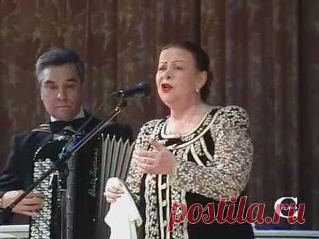 Поёт нар. арт. России Александра Стрельченко - YouTube