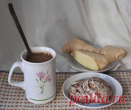 Как заварить кофе с имбирем - рецепт