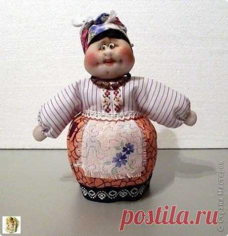 Народная кукла Трындычиха