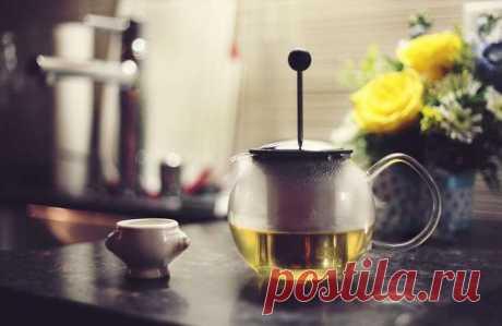 Целебный чай | Офигенная
