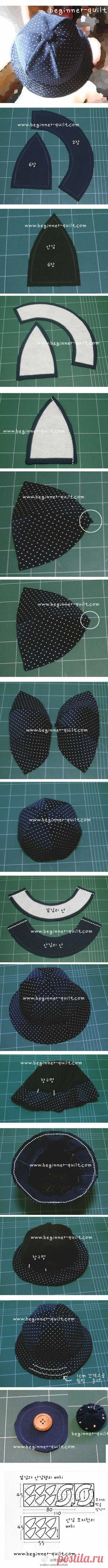 DIY Tutorial DIY Hats / DIY hat - Bead&Cord