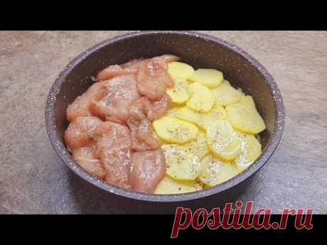 рецепт полезной и вкусной куриной грудки, которую советую готовить с # 361