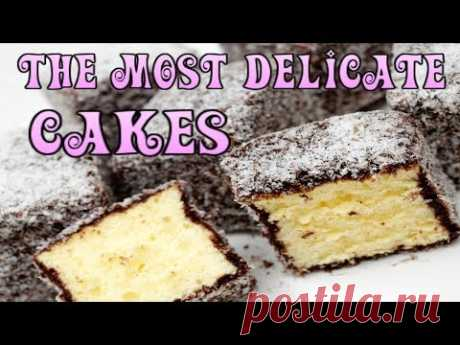The most delicate cakes - YouTube