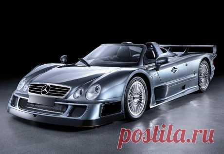 ТОП самых дорогих авто от Mercedes-Benz