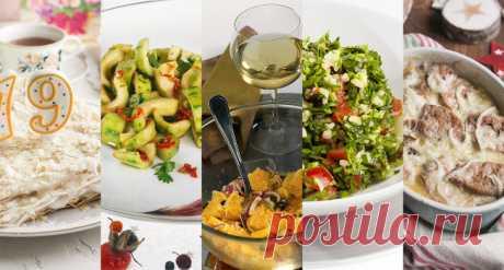 Десять постных блюд на Новый год – «Еда»
