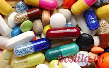 Список бесполезных и неэффективных лекарств, которые не лечат - #EKozlov