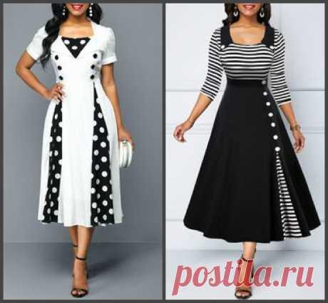 Оригинальные платья, которые скорректируют фигуру без диет. Красиво и элегантно - Секреты стиля - медиаплатформа МирТесен