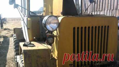 Самодельный трактор на базе ГАЗ 51: фото и описание самоделки