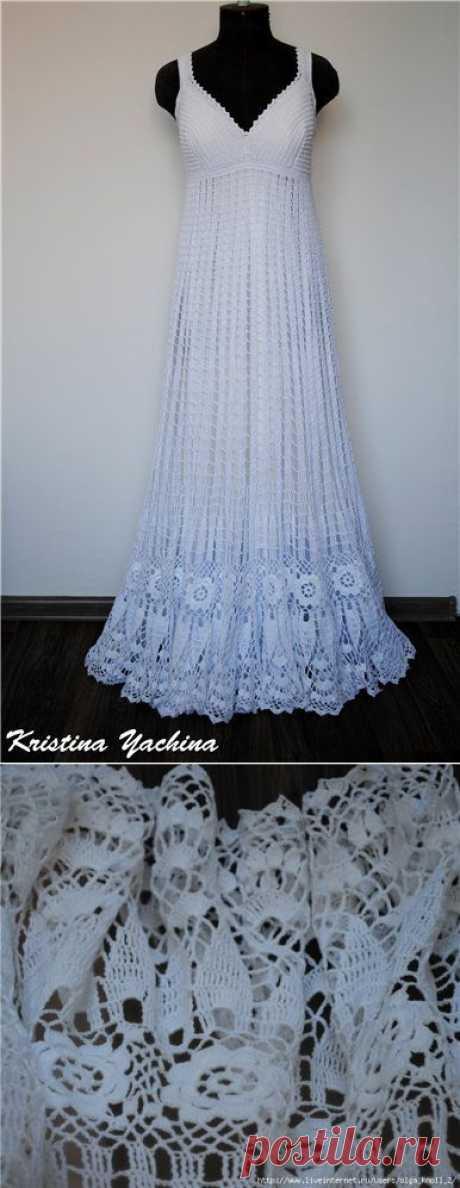 Платье Once Upon a Time от Кристины Ячиной..