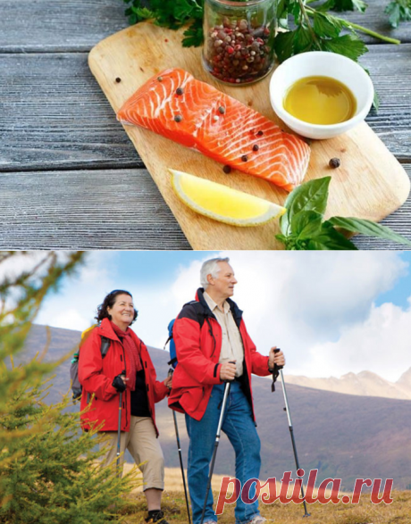 Как при помощи скандинавской диеты можно улучшить здоровье: личный опыт   Блоггерство на пенсии   Яндекс Дзен