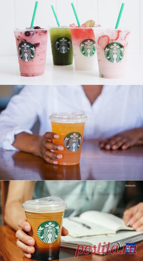Starbucks отказывается от пластиковых трубочек - Экологический дайджест FacePla.net