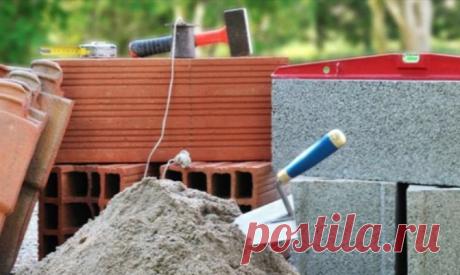 Как не сделать ошибку при выборе строительного материала – Полезные советы хозяйкам
