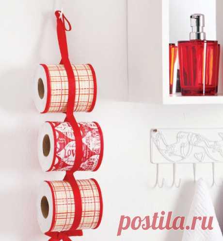 (1) Gallery.ru / Фото #1 - Контейнеры из банок для ванной комнаты - Secunda