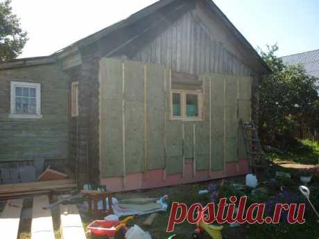 За 30 минут бесплатно утеплила дом старинным крестьянским способом   Посад   Яндекс Дзен