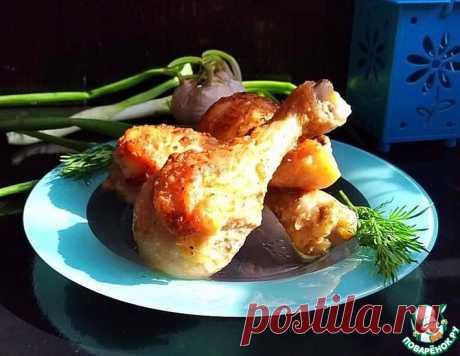 Куриные голени «Простое удовольствие» – кулинарный рецепт