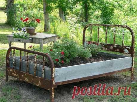 El jardín hermoso primaveral: 17 ideas excelentes para gryadok