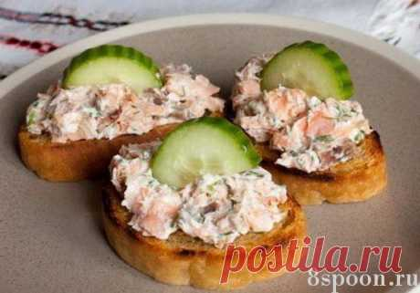 Festive sandwiches: tasty recipes with a photo   8 Spoons