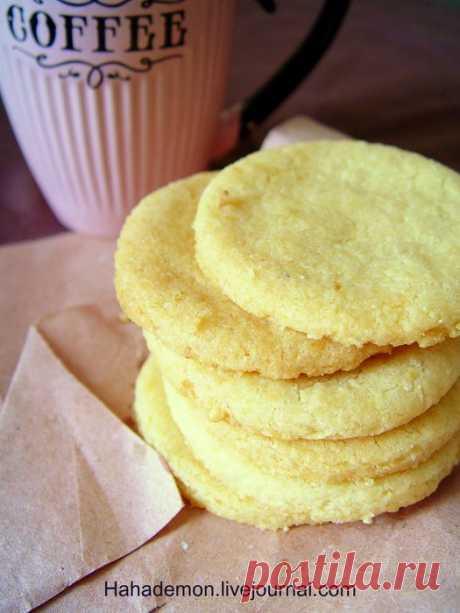 Миндально-лимонное печенье от Донны Хей - Готовить - просто! — LiveJournal