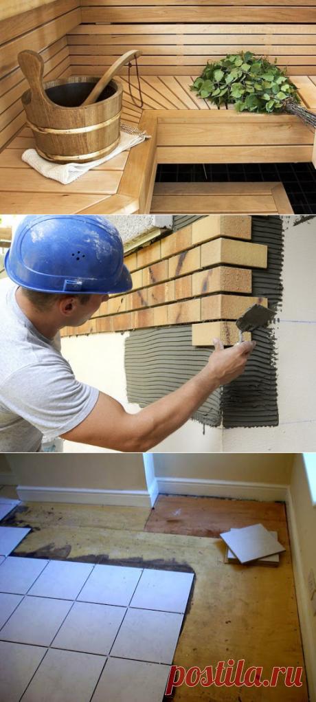 Про ремонт и  строим сами | Наталия Васильева | Фотографии и советы на Постиле