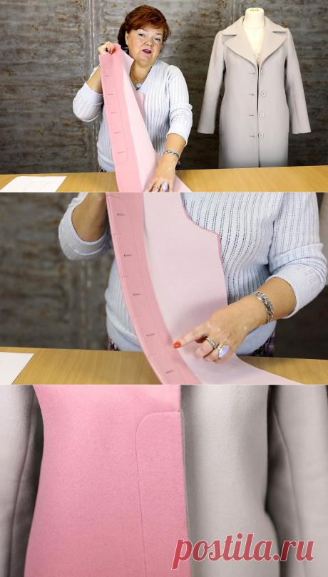 Технология изготовления супатной застежки.  Из этого мини-курса вы узнаете, как сделать важный технологический узел, часто применяемый при пошиве верхней одежды. Это потайная застёжка. Её особенность в том, что пуговицы скрываются между двумя планками застежки. Навыки, полученные из курса, позволят вам создать супатную застежку и спрятать нежелательную фурнитуру на вашем пальто.