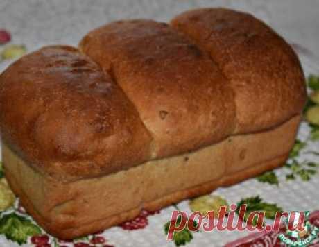 Медовый хлеб с яблоком и грецким орехом – кулинарный рецепт