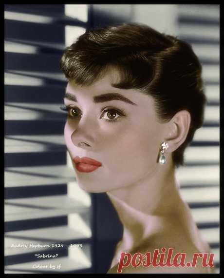 Audrey Hepburn 1929 - 1993 | oneredsf1 | Flickr