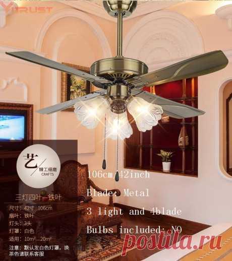 11467.99руб. 31% СКИДКА|Современный потолочный вентилятор Vitrust, светодиодный светильник, люстра, люстра для дома, гостиной, спальни, столовой, с металлическим лезвием|Потолочные вентиляторы|   | АлиЭкспресс Покупай умнее, живи веселее! Aliexpress.com