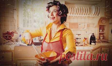 Кухонные байки: 5 советов бывалых хозяек