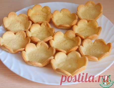 Тарталетки для соленых салатов – кулинарный рецепт