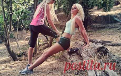 Нескучные тренировки для красивого тела на 3 недели — Худеем вместе
