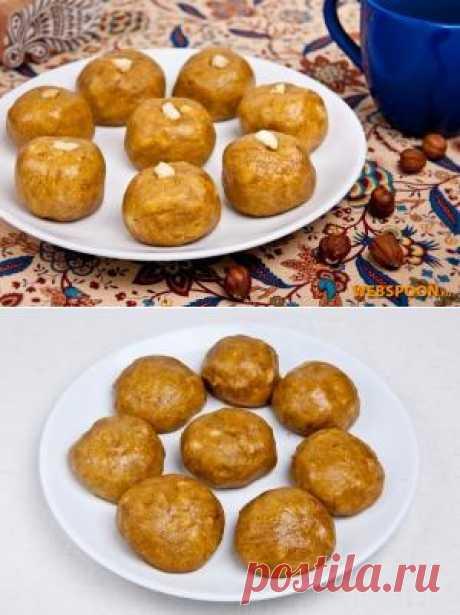 Ладу ,индийская сладость из нута. Некоторые люди считают этот десерт как один и лучших из рецептов своей кухни.