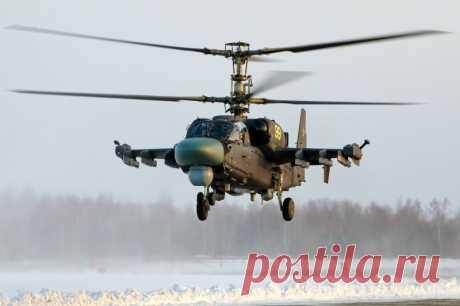 Helicopters of experimental design bureau of Kamov